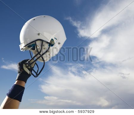 Football Helmet (Extra Large)