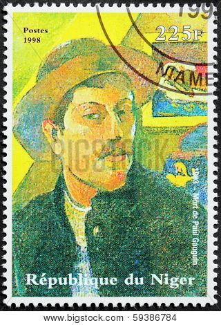 Gauguin Stamp