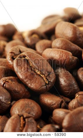 Coffeebeans Close-up