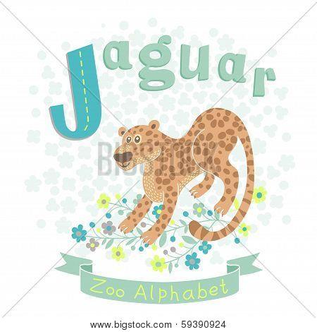 Letter J - Jaguar