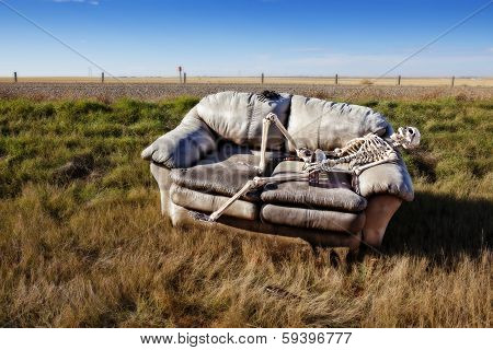 Haunted Couch