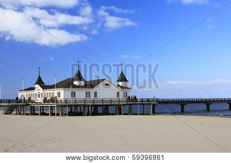Pier Of Ahlbeck