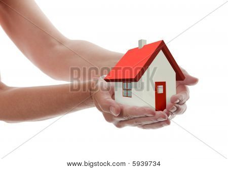 Hands - Holding House