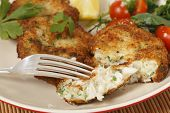 picture of mashed potatoes  - Easy to make fishcakes - JPG