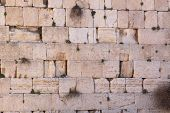 stock photo of torah  - The Wailing Wall - JPG