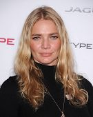 LOS ANGELES - NOV 19:  Jodie Kidd arrives to the Jaguar F-TYPE Global Reveal Event  on November 19,