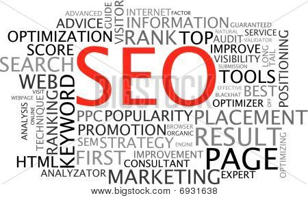 SEO Search Engine Optimization poster