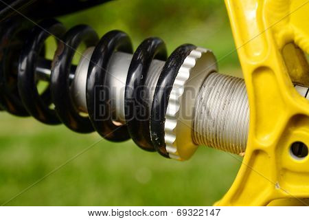 Bicycle Suspension