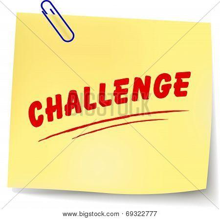 Vector Challenge Message