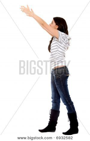 Holding An Imaginary Object