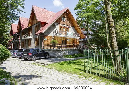 Sienkiewiczowka 2, Holiday House In Zakopane