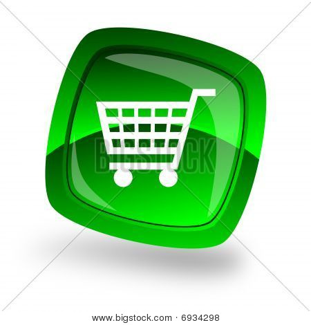 shopping internet icon
