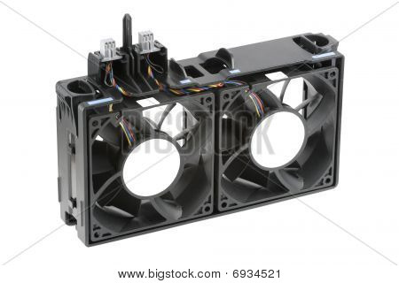 Dual-fan Cooling Bracket