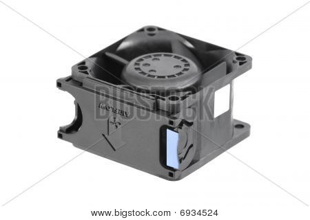 Plastic Cooling Fan