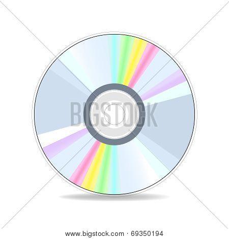 Vector compact disc