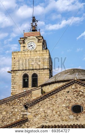 Church Of Santa Coloma De Farners