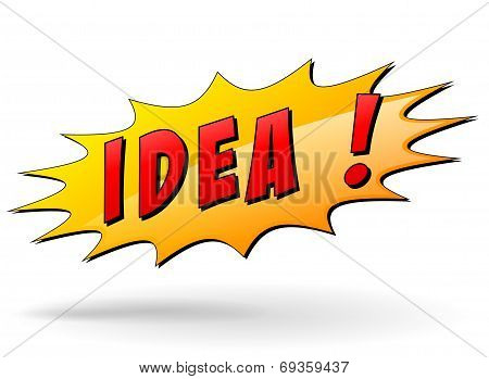 Vector Idea Icon