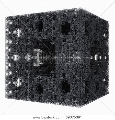 recursive grid cube