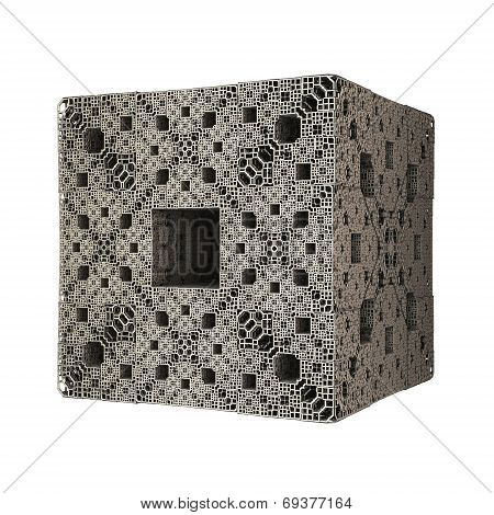 Solid grid cube