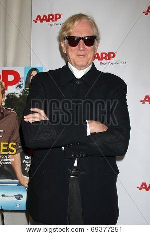 LOS ANGELES - AUG 1:  T. Bone Burnett at the AARP Luncheon IHO Jeff Bridges at the Spago on August 1, 2014 in Beverly Hills, CA