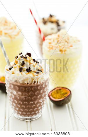 Passionfruit Bliss Cold Drink