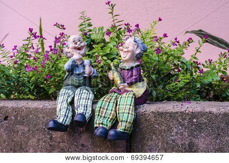 Grand Mom & Grand Dad
