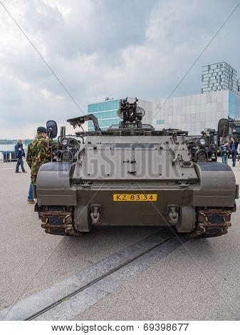 Dutch Military Tank