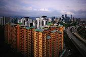 pic of kuala lumpur skyline  - Kuala Lumpur  - JPG