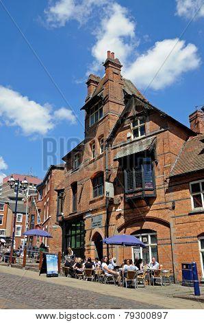 Fothergills Pub, Nottingham.