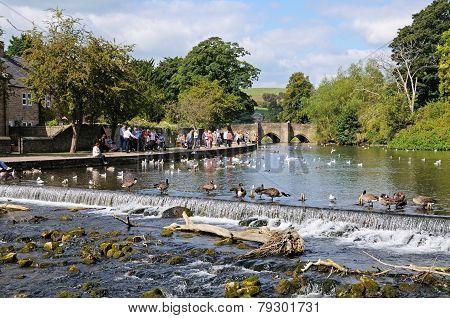 River Wye, Bakewell.