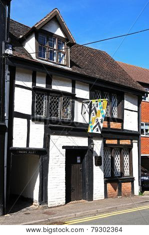 Old Tolsey Cottage, Tewkesbury.