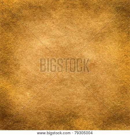 Aged Craft Paper Background