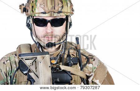 special warfare operator