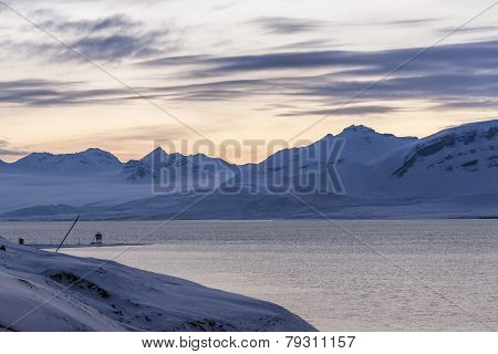 Barentsburg - Russian Village On Spitsbergen