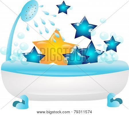 Bathing Stars