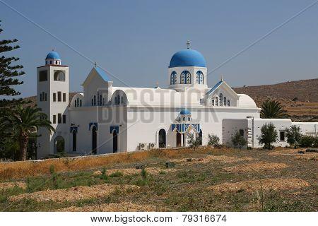 Naxos Church