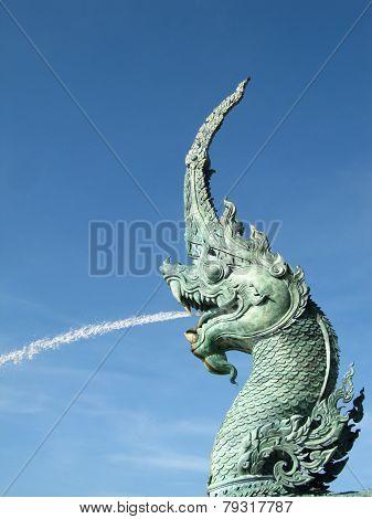 Jet Water Dragon