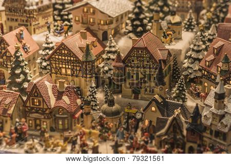 Miniature Austrian Village
