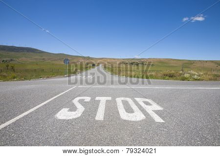 Stop Crossroads Nobody