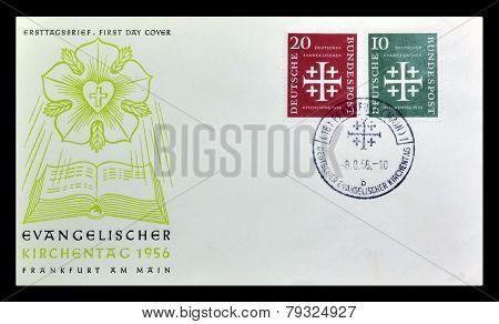 Synod Emblem 1956