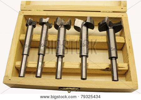 Cutters for drilling
