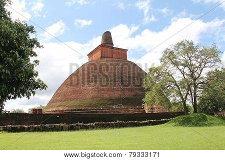 Jetavana Dagoba, Anuradhapura