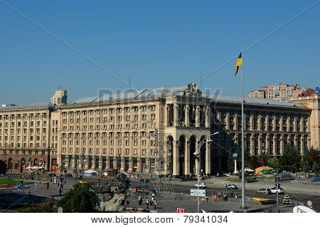 Independence Square, Kiev