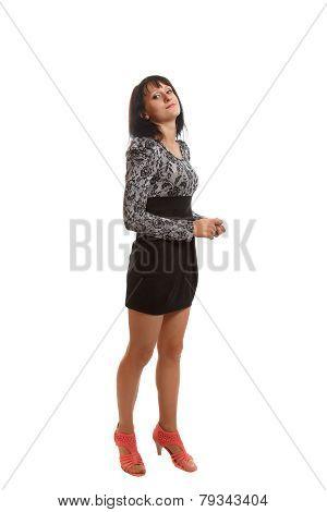 Formal woman