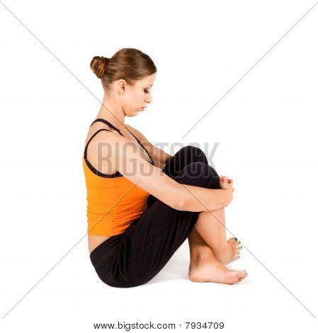 Neck Stretching Stress Relief Exercise