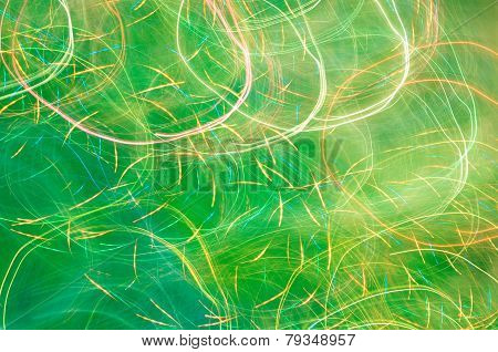 Abstract Background Glow