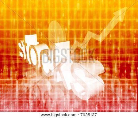Melhoria da economia do mercado de ações
