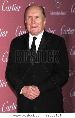 LOS ANGELES - JAN 3:  Robert Duvall at the Palm Springs Film Festival Gala at a Convention Center on January 3, 2014 in Palm Springs, CA