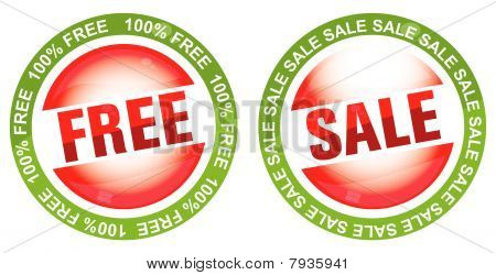 discounts, sales and campaign stick