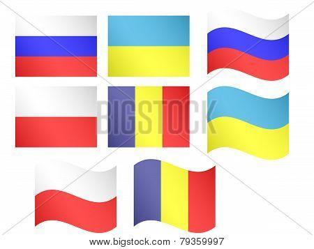 European Flags 6